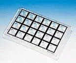 Flexible-24, Clear PET 24-well Flexible Microplate