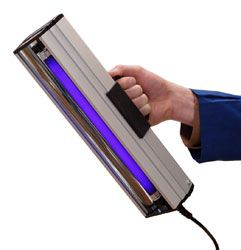 EA-180 E-Series Corded Hand-Held UV Lamp by Spectronics Corp. thumbnail