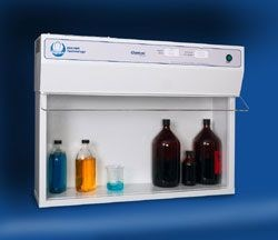 Ventilated Chemical Shelf Store