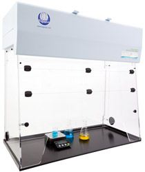 Chemcap Clearview Ductless Fume Cabinet by Bigneat Ltd thumbnail