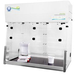 Powder Weighing Cabinet - Excel Plus by Bigneat Ltd thumbnail