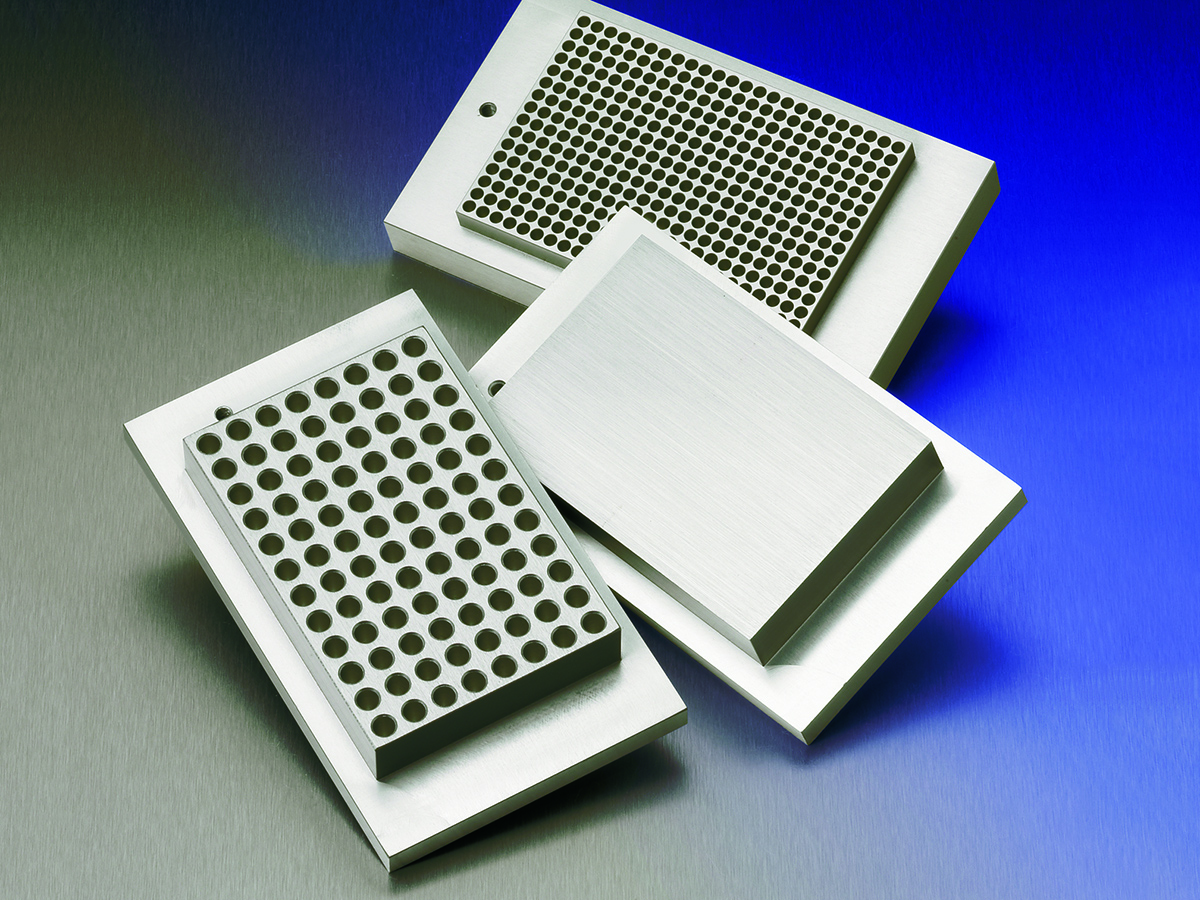 Corning® LSE™ Dual Block Only, 96-well PCR Microplate, Skirted or Nonskirted by Corning Life Sciences thumbnail
