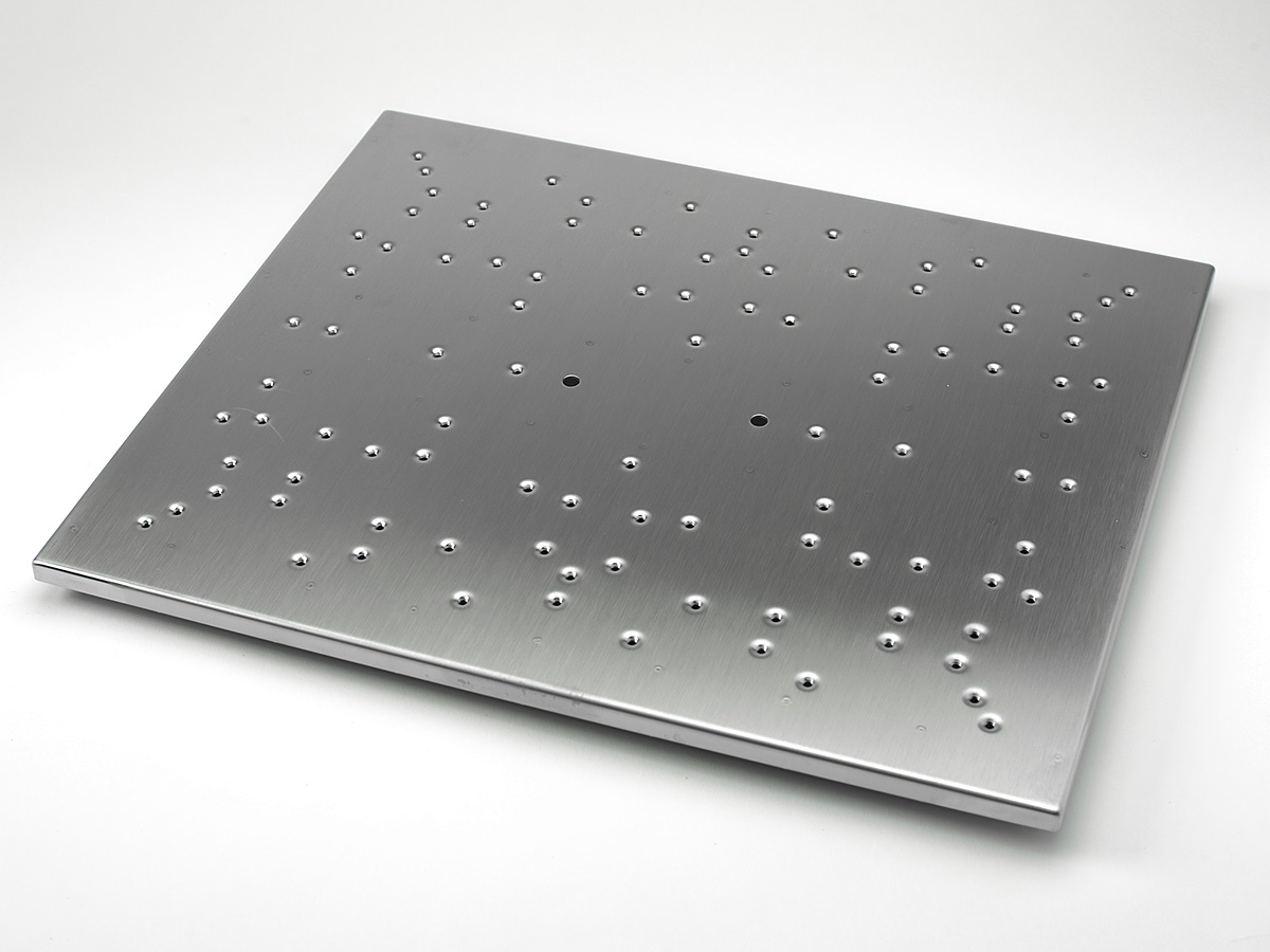 Corning® Shaking Platform Pre-drilled for Flask Clamps by Corning Life Sciences thumbnail