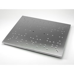 Corning® Shaking Platform Pre-drilled for Flask Clamps by Corning Life Sciences product image