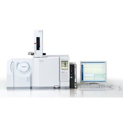 GCMS-QP2010 SE Gas Chromatograph Mass Spectrometer