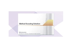 Nexera Method Scouting Solution by Shimadzu Scientific Instruments Inc. thumbnail
