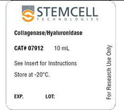 Collagenase / Hyaluronidase by STEMCELL Technologies Inc. thumbnail