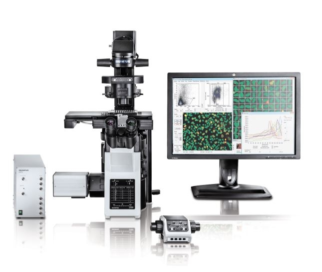 scanR - High-Content Screening Station by Olympus Life Science thumbnail