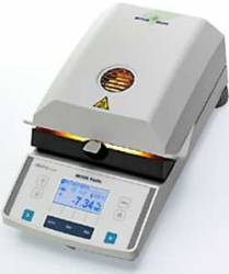 HB43-S Halogen Moisture Analyzer by Mettler-Toledo International Inc. thumbnail