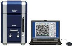 Analytical TableTop Microscope TM3000 by Hitachi High Technologies America, Inc. product image