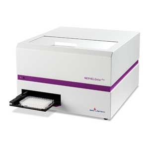 NEPHELOstar® Plus Microplate Nephelometer by BMG LABTECH thumbnail