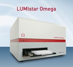 LUMIstar Omega - Luminescence Microplate Reader