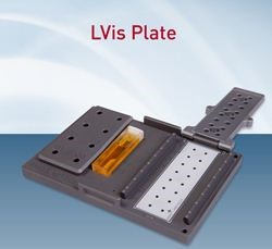 LVis Plate - Low Volume Measurements like DNA