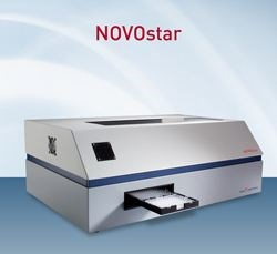 NOVOstar Microplate Reader for Cell Based Assays and More by BMG LABTECH product image