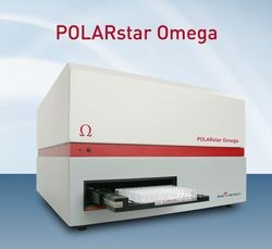 POLARstar Omega Multi-Mode Microplate Reader - Simultaneous Dual Emission Detection for Fluorescence Polarization
