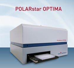 POLARstar OPTIMA Multidetection Microplate Reader with Fluorescence Polarization