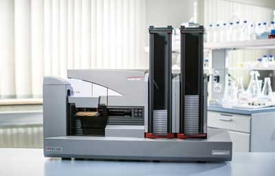Connect™ Microplate Stacker by Tecan thumbnail