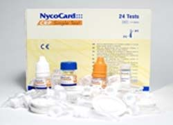 NycoCard CRP test