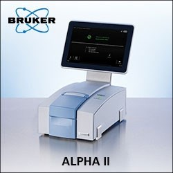 ALPHA II FTIR Spectrometer by Bruker Optics product image