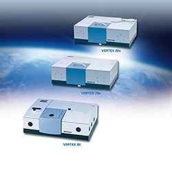 VERTEX Series FTIR Spectrometers by Bruker Optics product image
