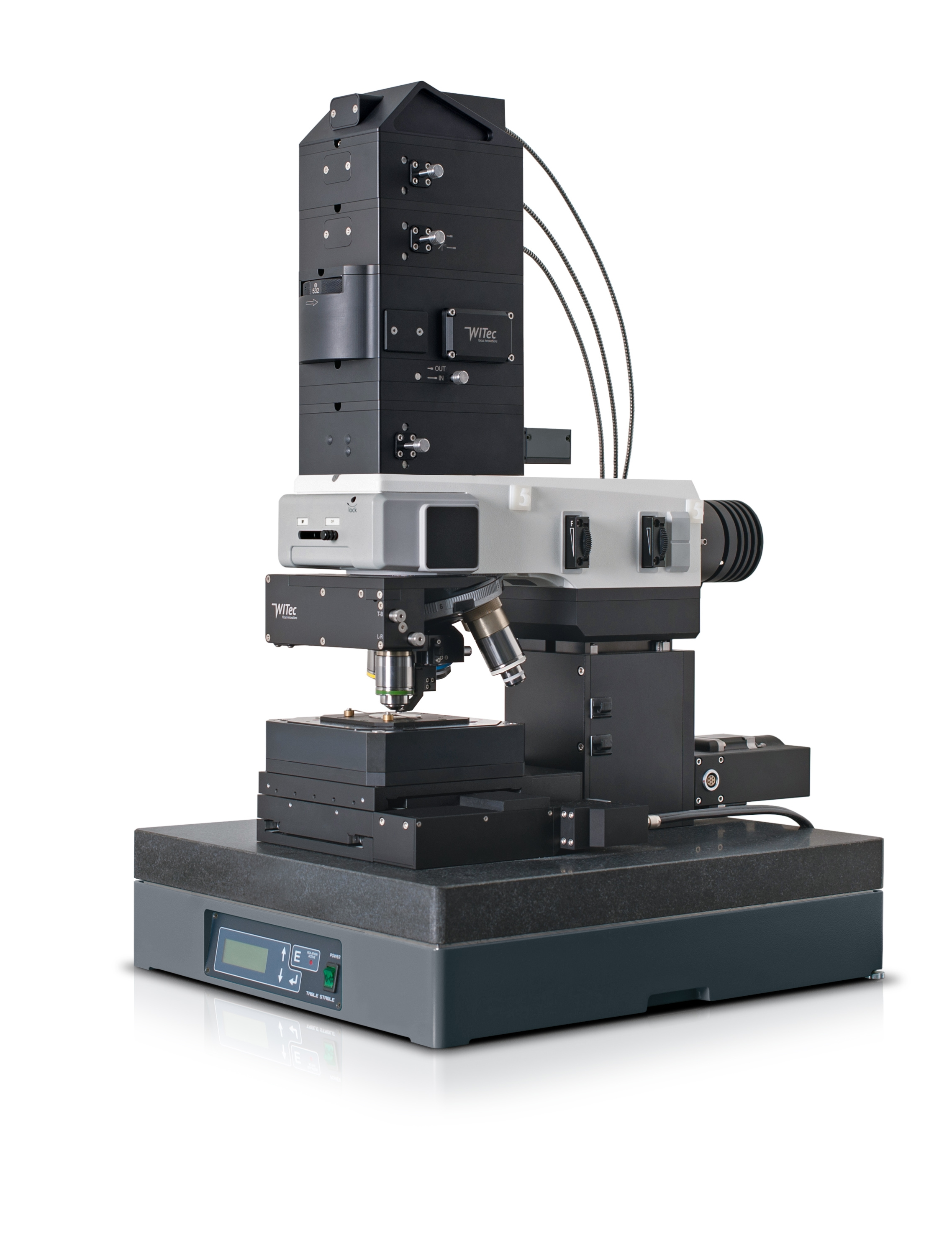 alpha300 RA Correlative Raman-AFM Microscope by WITec GmbH thumbnail
