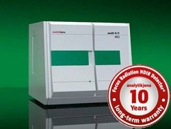 multi N/C® 2100 TOC analyzer