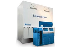 Large and Customized Compound Management & Sample Storage Systems