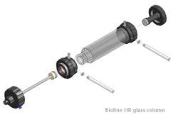 Bioline High Resolution Glass Columns by KNAUER - HPLC, SMB, Osmometry product image