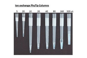 PhyTip Ion Exchange columns