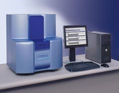 AutoInspeX® II Workstation for the TOPAZ® System