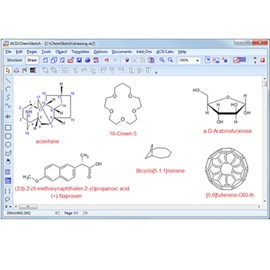 ACD/ChemSketch by Advanced Chemistry Development, Inc.,  (ACD/Labs) product image