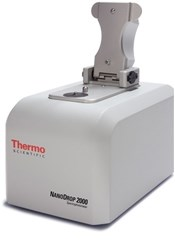 NanoDrop™ 2000/c Spectrophotometers by Thermo Fisher Scientific product image