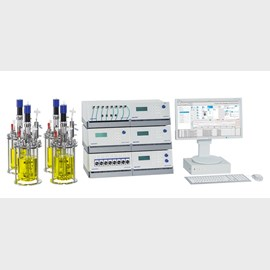 Eppendorf DASGIP® Parallel Bioreactor System by Eppendorf product image
