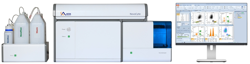 NovoCyte by Agilent Technologies thumbnail