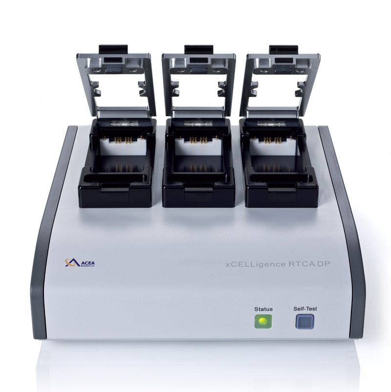 xCELLigence RTCA DP by ACEA Biosciences – A part of Agilent thumbnail
