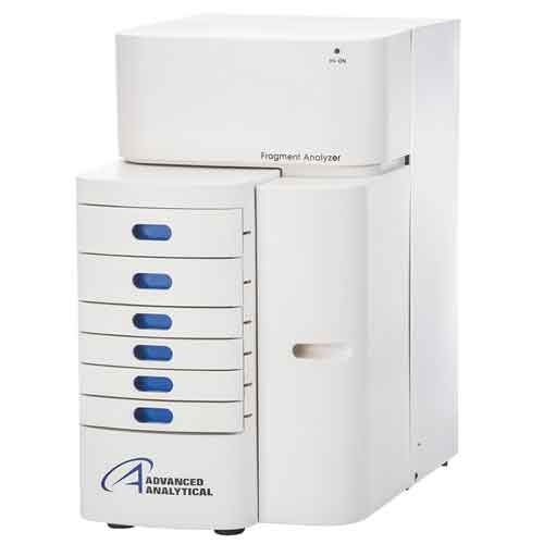 Fragment Analyzer™ Automated CE System by Advanced Analytical Technologies, Inc. thumbnail