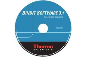 Thermo Scientific BindIt 3.1 software