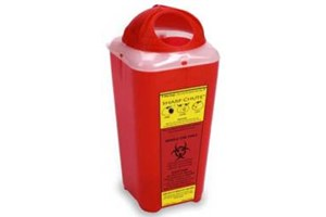 Sharps Chute™ Sharps Container
