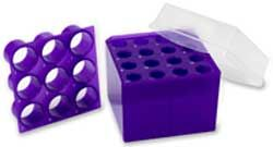 15 & 50mL Tube Storage Box by Heathrow Scientific thumbnail