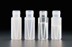 Plastic Vials by J.G. Finneran Associates, Inc product image