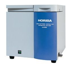 LA-300: laser diffraction analyzer for suspensions by HORIBA Scientific product image