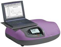 Ultrospec™ 2100 pro UV/Visible Spectrophotometer by GE Healthcare product image