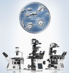 IX3 Series - Intuitive & open source Microscope Systems by Olympus Life Science product image