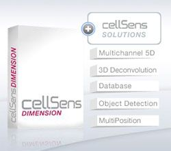DEACTIVATE: cellSens Dimension Experimental Systems by Olympus Life Science thumbnail