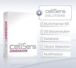DEACTIVATE: cellSens Dimension Experimental Systems by Olympus Life Science product image