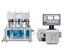 8453 UV Dissolution Systems by Agilent Technologies product image