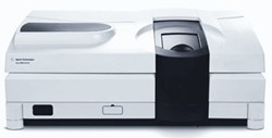 Cary 5000 UV-Vis-NIR Spectrophotometer by Agilent Technologies product image