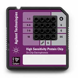 High Sensitivity Protein 250 Kit by Agilent Technologies thumbnail