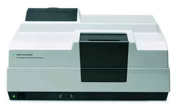 Cary 300 UV-Visible Spectrophotometer by Agilent Technologies thumbnail