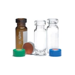 2 ml Crimp Top Vials & Caps by Agilent Technologies product image